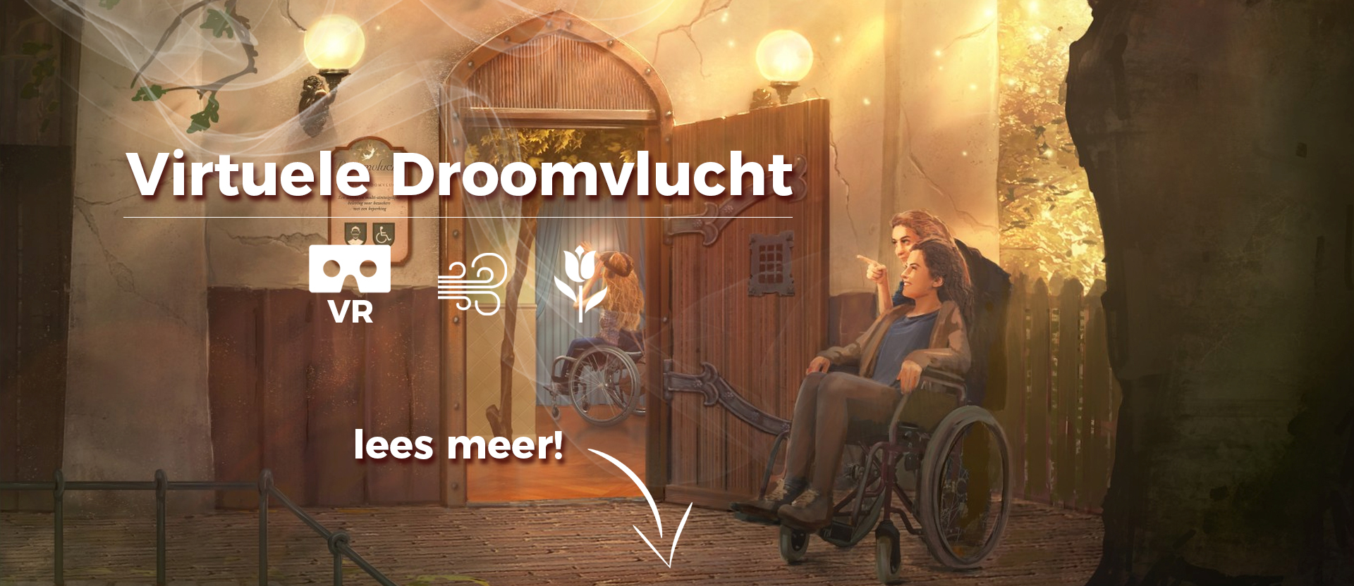 Retroscent Virtuele Droomvlucht