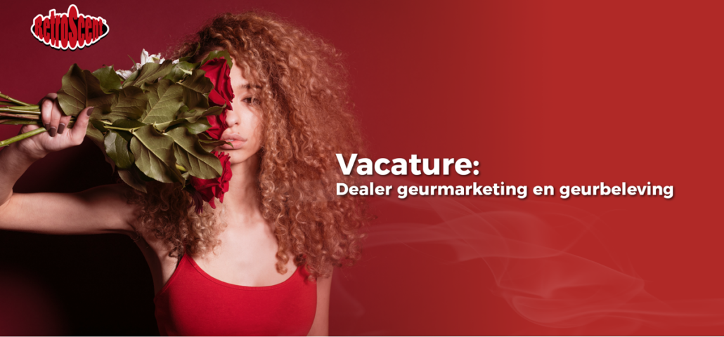 Vacature dealer geurmarketing en geurbeleving