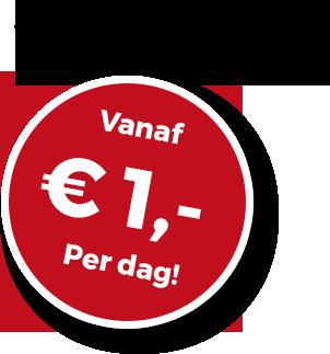 Begeur uw zaak al vanaf € 1,- per dag met de oplossingen van RetroScent!